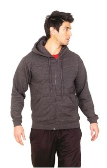 Picture of Adults Classic Full Zip Hooded Sweatshirt