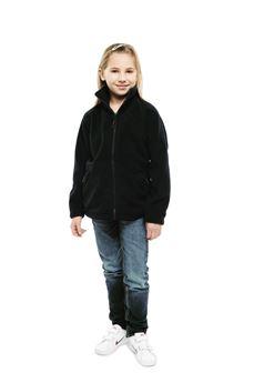 Picture of Childrens Full Zip Micro Fleece Jacket