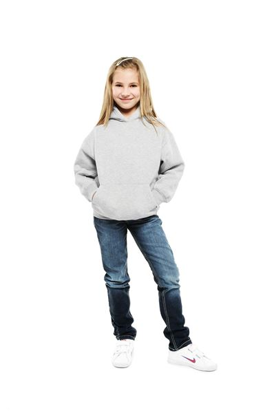 Picture of Childrens Hooded Sweatshirt