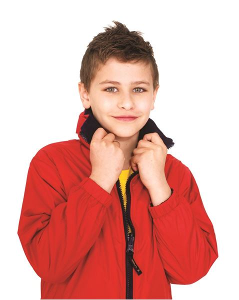 Picture of Childrens Reversible Fleece Jacket