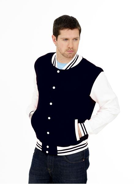 Picture of Mens Varsity Jacket