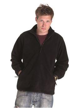 Picture of Premium 1/4 Zip Micro Fleece Jacket