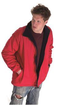 Picture of Premium Reversible Fleece Jacket