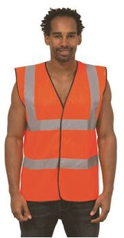 Picture of Sleeveless Safety Waist Coat