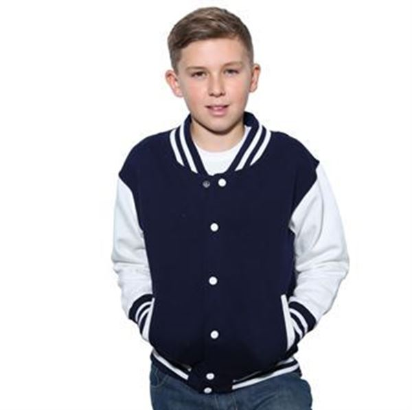 Picture of Kids Varsity Jacket