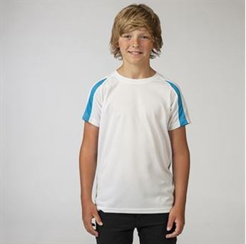 Picture of Kids contrast cool T-Shirt