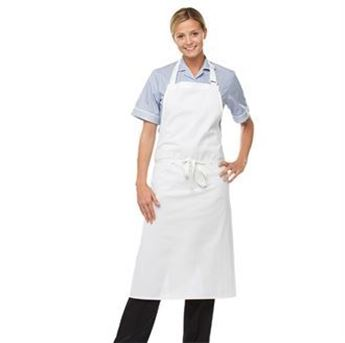 Picture of Cotton bib apron