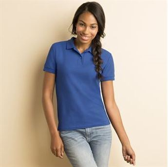 Picture of Women's DryBlend™ double pique sports shirt