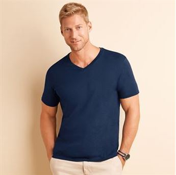 Picture of Softstyle™ v-neck t-shirt