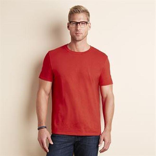 Ringspun T Shirt >> Dress My Softstyle Adult Ringspun T Shirt