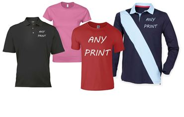 Picture for category T-SHIRTS & POLO SHIRTS
