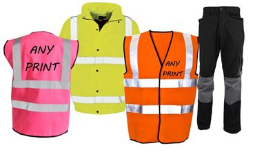 Picture for category PPI & HI-VIS CLOTHING