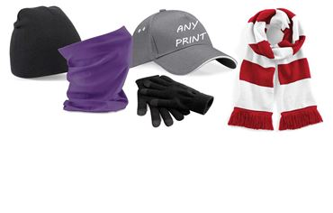 Picture for category HEADWEAR, GLOVES & SCARFS