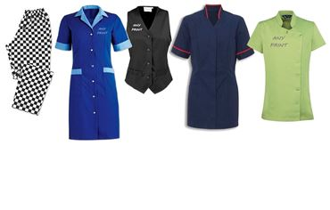 Picture for category HEALTH & BEAUTY UNIFORMS