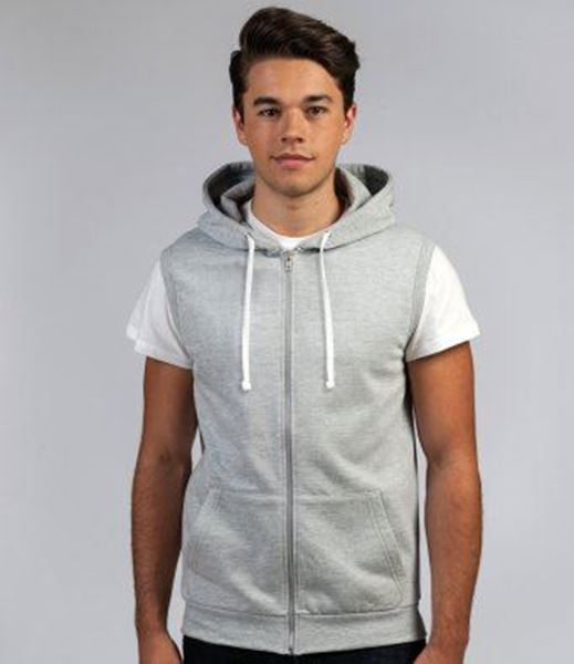 Picture of AWDis Sleeveless Zoodie