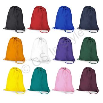 Picture of DRAWSTRING GYMSACK