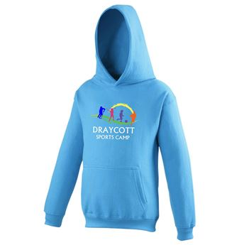 Picture of Draycott Sports Camp kids Hoodie (Boys & Girls)