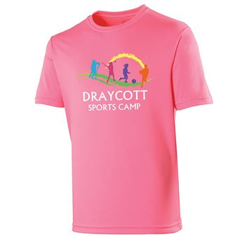 Picture of Draycott Sports Camp kids t-shirt (Boys & Girls)