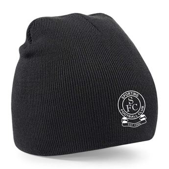 Picture of Sporting Football Club beanie hat