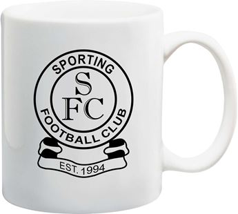Picture of Sporting Football Club mug