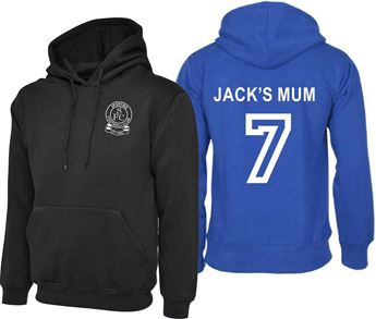 Picture of Sporting Football Club unisex adult hoodie