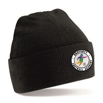 Picture of Draycott Football Academy Kids woolly ski hat