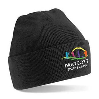 Picture of Draycott Sports Camp Kids woolly ski hat