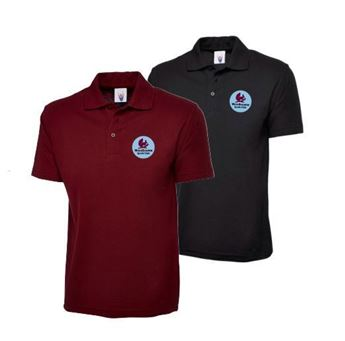 Picture of Woodbourne Sports Club unisex polo shirt