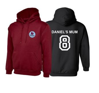 Picture of Woodbourne Sports Club kids hoodie (Boys & Girls)
