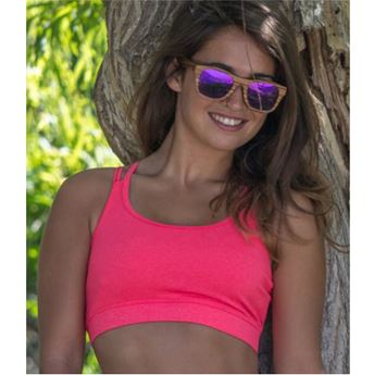 Picture of Spiro Ladies Fitness Crop Top