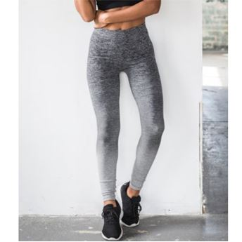 Picture of Tombo Ladies Seamless Fade Out Leggings