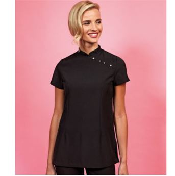 Picture of Premier Ladies Mika Short Sleeve Tunic
