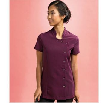 Picture of Premier Ladies Orchid Short Sleeve Tunic