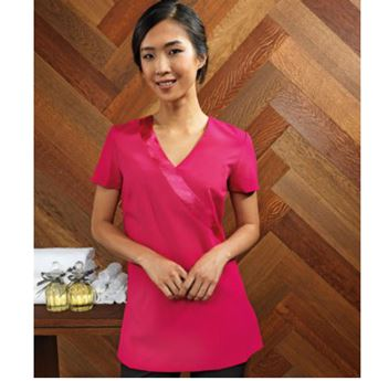 Picture of Premier Ladies Rose Short Sleeve Tunic