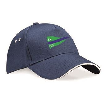 Picture of Thames Valley Cruising Club Cap in Navy