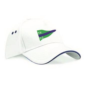 Picture of Thames Valley Cruising Club Cap in White