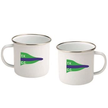 Picture of Thames Valley Cruising Club Enamel Mug