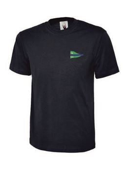 Picture of Thames Valley Cruising Club T-Shirt in Navy