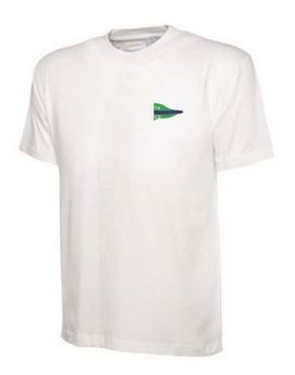 Picture of Thames Valley Cruising Club T-Shirt in White