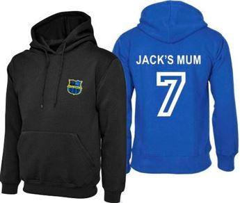 Picture of Solihull Sporting FC adult unisex hoodie