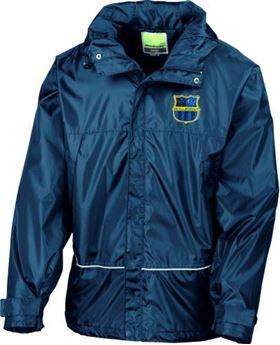 Picture of Solihull Sporting FC Kids Waterproof jacket