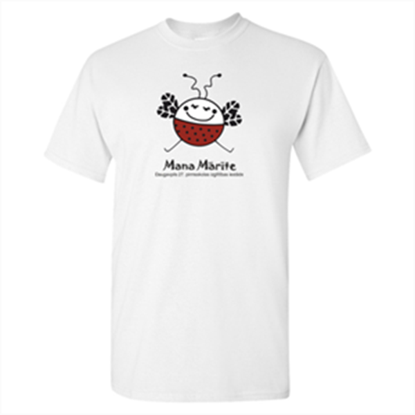 Picture of Adult Cotton T-Shirt with logo