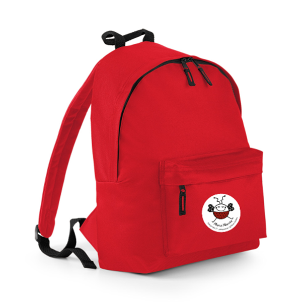 Picture of Backpack with badge