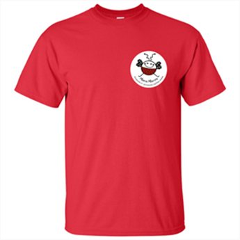 Picture of Kids Cotton T-Shirt with badge