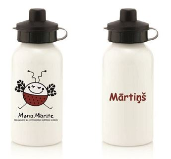 Picture of Personalised Water bottle with logo